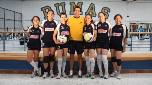 Volleyball femenil